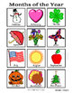 THE Calendar Kit (plus Calendar Songs & Cross-Curricular Calendaring Activities)