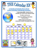 THE Calendar Kit (plus Calendar Songs & Cross-Curricular C