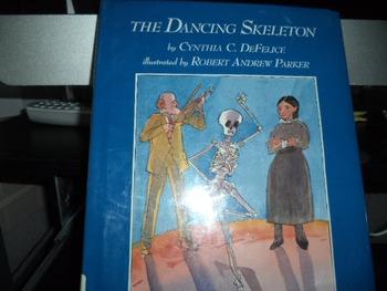 THE DANCING SKELETON   ISBN 0 02 726452 1