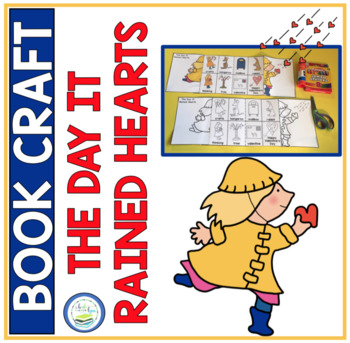 THE DAY IT RAINED HEARTS BOOK CRAFT