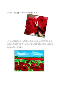THE DEEP SPACE-Introduction to perspective : activité d'art pour enfants