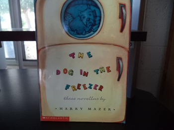 THE DOG IN THE FREEZER   0 590 81927 5