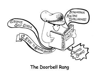 THE DOORBELL RANG Success Sparks Reading Adventure