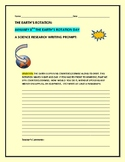 THE EARTH'S ROTATION: AN EARTH SCIENCE/ ASTRONOMY ACTIVITY