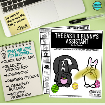 THE EASTER BUNNY'S ASSISTANT Activities and Read Aloud Lessons