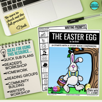 THE EASTER EGG Activities and Read Aloud Lessons