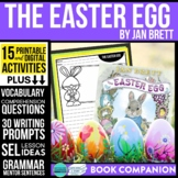 THE EASTER EGG Activities and Read Aloud Lessons for Distance Learning