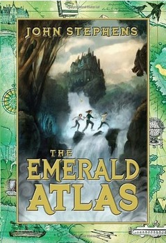 Book Study: THE EMERALD ATLAS by John Stephens