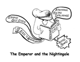 THE EMPEROR AND THE NIGHTINGALE Success Sparks Reading Adventure!