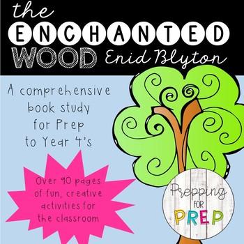 THE ENCHANTED WOOD- ENID BLYTON