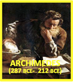 THE EXPERIMENTS OF ARCHIMEDES