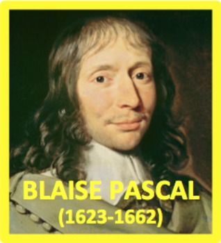 THE EXPERIMENTS OF BLAISE PASCAL