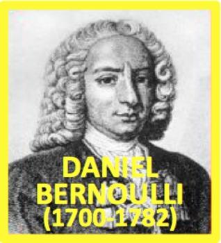 THE EXPERIMENTS OF DANIEL BERNOULLI
