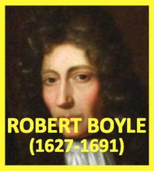 THE EXPERIMENTS OF ROBERT BOYLE