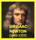 THE EXPERIMENTS OF SIR ISAAC NEWTON