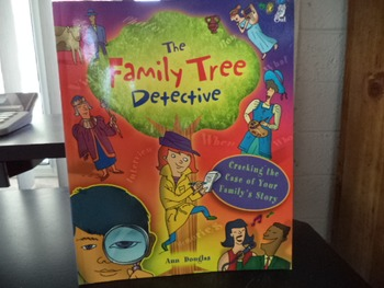 THE FAMILY TREE DETECTIVE   ISBN 1-895688-89-2