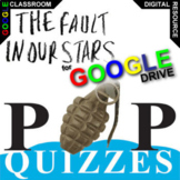 THE FAULT IN OUR STARS 14 Pop Quizzes (Created for Digital)