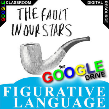THE FAULT IN OUR STARS Figurative Language (53 Quotes) (Created for Digital)