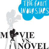 THE FAULT IN OUR STARS Movie vs. Novel Comparison