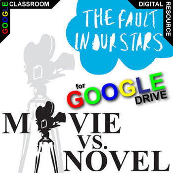 THE FAULT IN OUR STARS Movie vs Novel Comparison (Created for Digital)