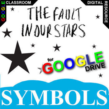 THE FAULT IN OUR STARS Symbols Analysis (Created for Digital)