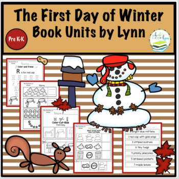 THE FIRST DAY OF WINTER BOOK UNIT
