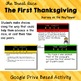 THE FIRST THANKSGIVING DIGITAL ACTIVITIES THIRD AND FOURTH GRADES