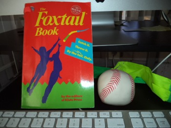 THE FOXTAIL BOOK    ISBN 1 878257 02 1
