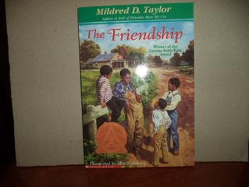 The Friendship ISBN 0-590-64252-9