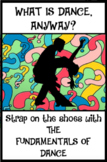 THE FUNDAMENTALS OF DANCE; SLIDESHOW
