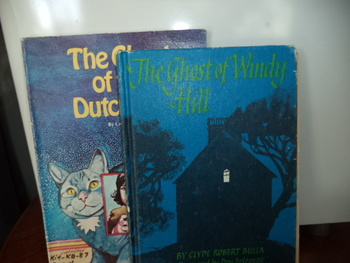 THE GHOST OF DUTCHMAN, GHOST OF WINDY HILL (set of 2)