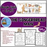THE GINGERBREAD MAN BOOK UNIT & CRAFT