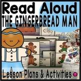 The Gingerbread Man Read Aloud Book Activities