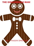 THE GINGERBREAD MAN! (ESL / ELL, SPANISH, FRENCH, GERMAN, INDONESIAN)