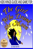 THE GIRL WHO DRANK THE MOON, 2017 NEWBERY MEDALIST by Kelly Barnhill