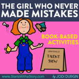THE GIRL WHO NEVER MADE MISTAKES ACTIVITIES BOOK COMPANION