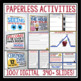 THE GIVER DIGITAL PAPERLESS UNIT PLAN FOR GOOGLE DRIVE / GOOGLE CLASSROOM