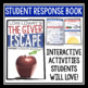THE GIVER ESCAPE ROOM NOVEL ACTIVITY
