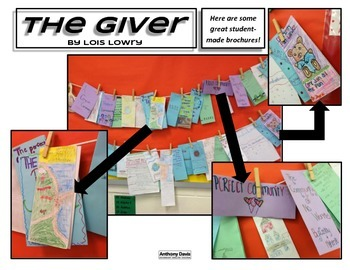 THE GIVER - Travel Brochure Final Project