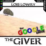 THE GIVER Unit Plan Novel Study - Literature Guide (Digita