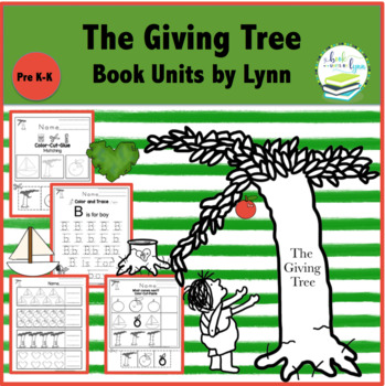 THE GIVING TREE. BOOK UNITS BY LYNN