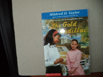 The Gold Cadillac ISBN 0-590-64266-9