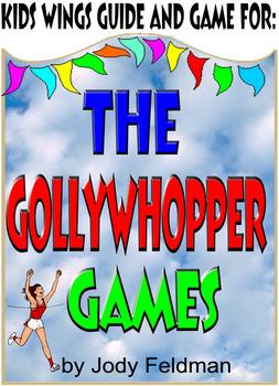 THE GOLLYWHOPPER GAMES by Jody Feldman, Teamwork Puzzles!
