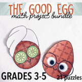 THE GOOD EGG ACTIVITY - MATH PROJECT