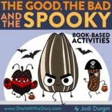 THE GOOD, THE BAD, AND THE SPOOKY Activities Worksheets Re