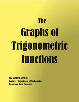 THE GRAPHS OF TRIGONOMETRIC FUNCTIONS
