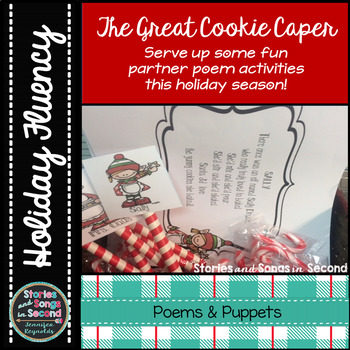 The Great Cookie Caper--Baking Up a Big Batch of Poems for Fluency Practice