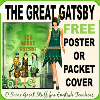 THE GREAT GATSBY Free Poster or Packet Cover