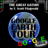 THE GREAT GATSBY - Google Earth Introduction Tour (Created