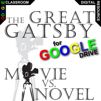 THE GREAT GATSBY Movie vs Novel Comparison (Created for Digital)